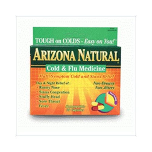 Arizona Natural Resource Cold and Flu Formula