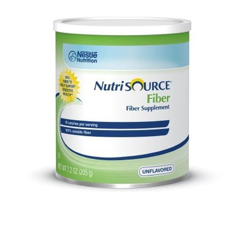 NUTRISOURCE Fiber Supplement Unflavored - 7.2 oz