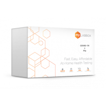 myLAB Box Self-Collected Shallow Nasal Swab COVID-19 Detection Test