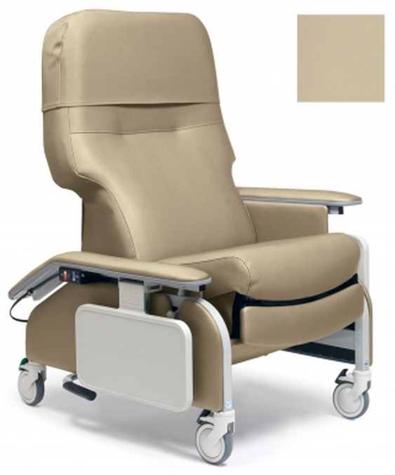 lumex deluxe clinical care recliner by graham field  fc7