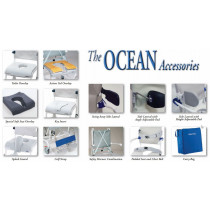 Accessories for Ocean Shower Commode Chair