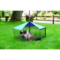Kittywalk Carousel Outdoor Cat Enclosure