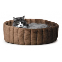 K&H Pet Products Lazy Cup Cat Bed