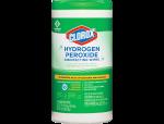 Clorox Hydrogen Peroxide Wipes & Spray