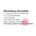 ProCel Strawberry Smoothie Recipe