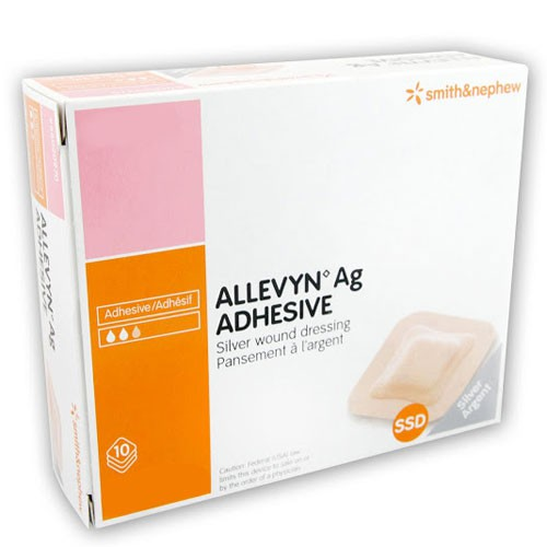 Smith and Nephew Allevyn Ag Adhesive