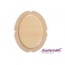 Mepilex Border Flex Self Adherent Border Foam Dressing