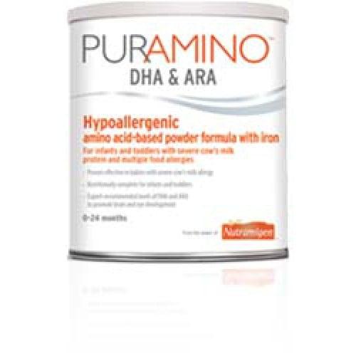 PurAmino Hypoallergenic Formula with Iron