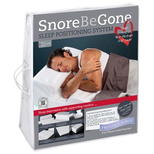 SnoreBeGone Sleep Positioning Cover