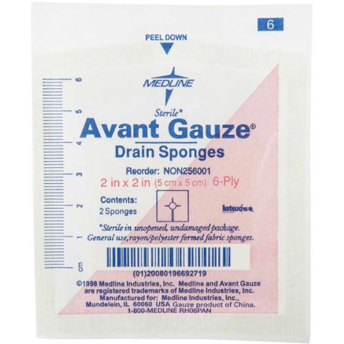 Gauze Drain Sponge
