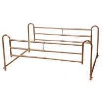 Drive Medical Home Style Bed Safety Rail with Adjustable Length