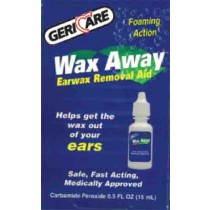 GeriCare Earwax Removal Aid Drops
