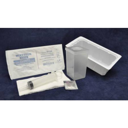 Piston Syringe & Irrigation Tray