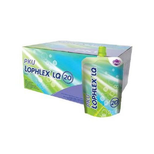 PKU Lophlex LQ Drink Mix Tropical - 4.2 oz