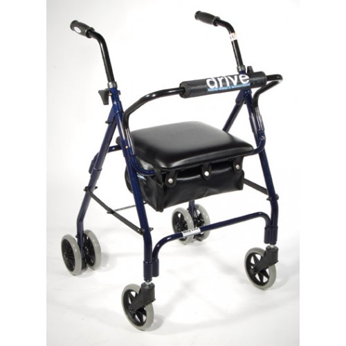 Mimi Lite Push Brake Rollator by Drive
