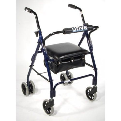 Mimi Lite Push Brake Rollator by Drive