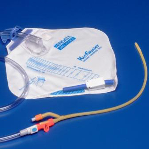 Kenguard Add-A-Cath Catheter Trays