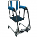Comfort Cushion Attached to BodyUp Evolution Transfer Lift Chair (chair sold separately)