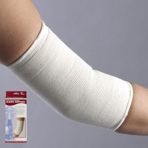 Pull-On Elastic Elbow Support