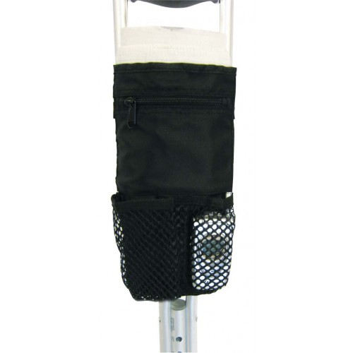 Cane-Crutch Deluxe Universal with Nylon Carry Pouch