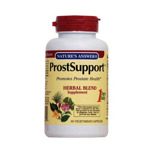 Nature's Answer Prostsupport with Forti C