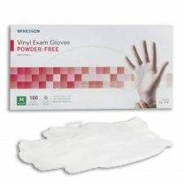 Confiderm Vinyl Exam Gloves Powder Free - NonSterile