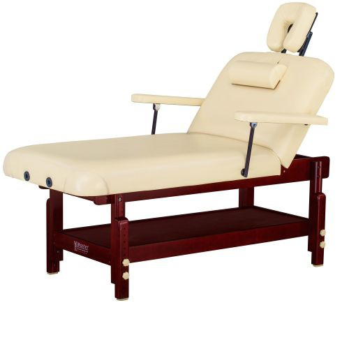 SpaMaster Stationary Salon Size Massage Table