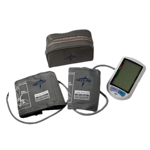 Medline Elite Automatic Digital Blood Pressure Monitor MDS3001