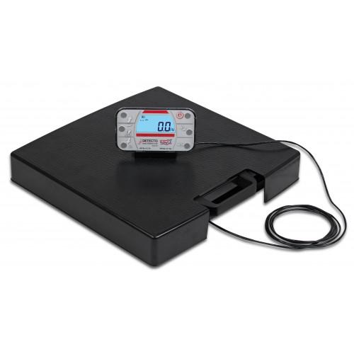 Detecto APEX-RI Series Portable Scale with Remote Indicator