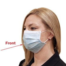 dynarex 2201 medical surgical face masks