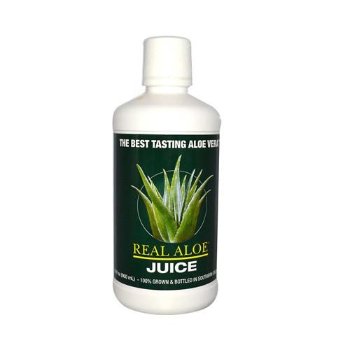 Real Aloe Vera Juice