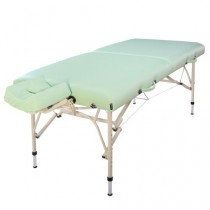 Bel Air Ultra Light Weight Aluminum Portable Massage Table Package