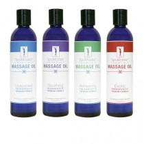 100 Percent Natural Variety Aromatherapy Massage Oil