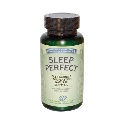 Earths Bounty Sleep Perfect Sleep Aid