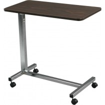 Non Tilt Over Bed Table 15 X 30 Inch Top