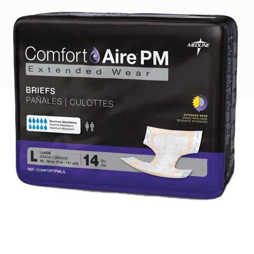 ComfortAire PM Extended Wear Briefs