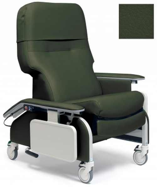 lumex deluxe clinical care recliner by graham field  9bb