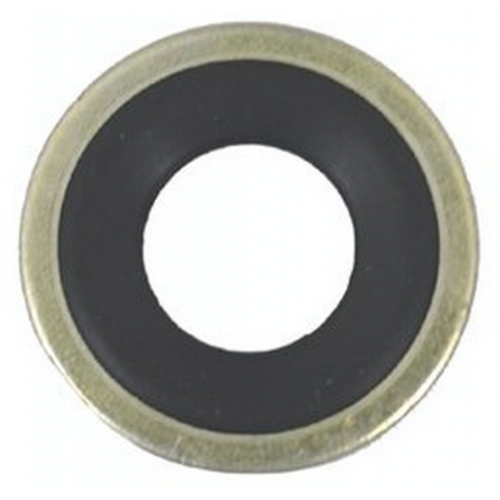 Washer, Metal with Rubber Center for Oxygen Regulators