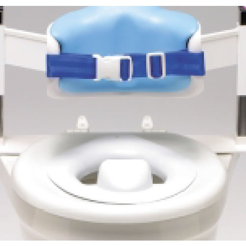 Columbia Medical Secureseat Lo Back Toilet Support 4210