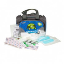 Cosrich Ouchies Sea Friendz First Aid Kit for Kids - 50 Piece