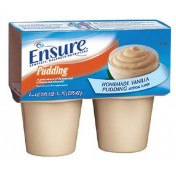 Ensure Pudding Homemade Vanilla - 4 oz