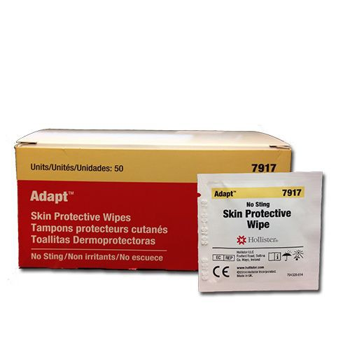 Adapt No Sting Protective Wipes