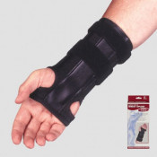 Reversible Elastic Cock-up Wrist Splint