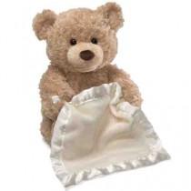 The Peek-A-Boo Animated Bear