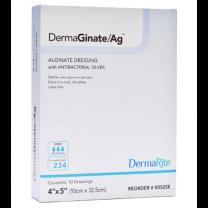 DermaGinate Ag Alginate Dressing with Antibacterial Silver