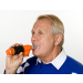 PowerLung AireStream in Use Breathing Exerciser