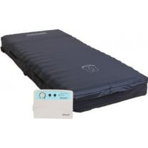 Protekt Aire 4000 Alternating/Low Air Loss Mattress System, Mattress and Cover