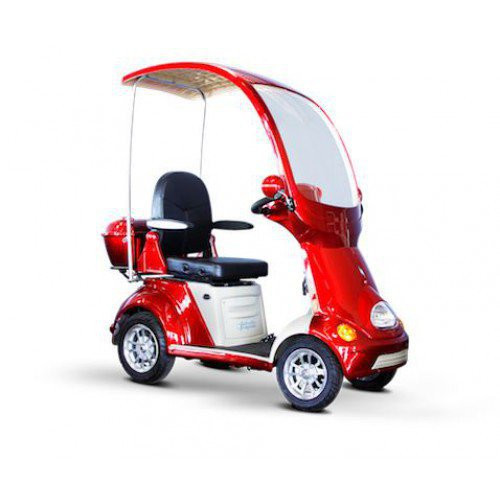 e-Wheels EW-54 Scooter w/ Cover & Windshield
