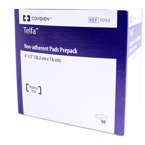 Covidien TELFA 1050 Ouchless Non-Adherent Pad