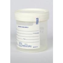 Medegen Medical Leak Resistant Sterile Specimen Containers
